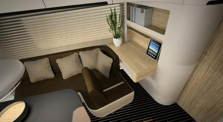 Caravisio, The RV of the Future | Amerimax Fabricated Products